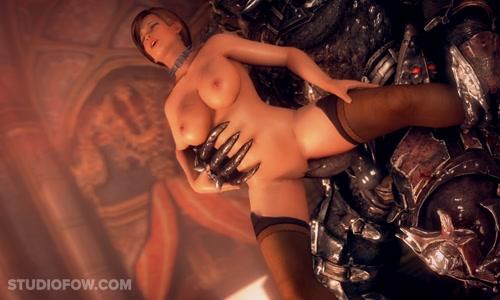 Alien Hentai Sex Slave Captions - Slave of the Balrog
