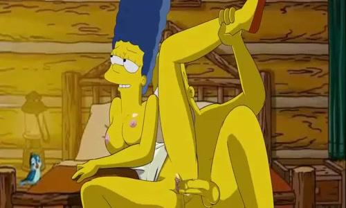 Die marsch nackt aus simpsons Die Simpsons