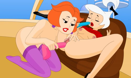 Erotic cartoons jane jetson idea