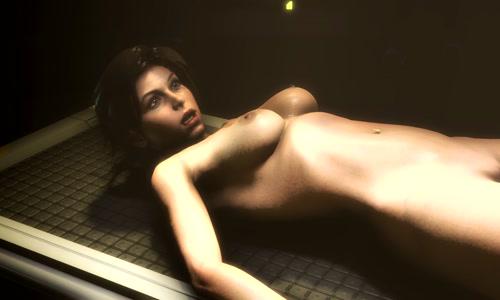Lara Croft sex videoer